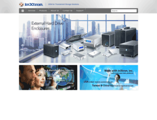 inxtron.com screenshot