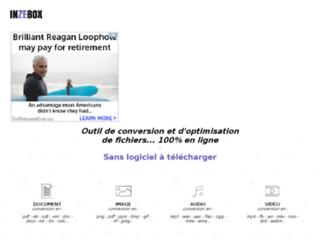 inzebox.net screenshot