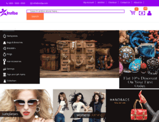 inziba.com screenshot