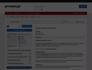 inzynierska.pl screenshot