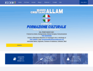 ioamolitalia.it screenshot