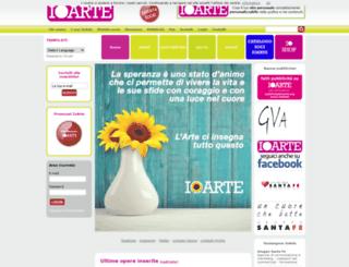 ioarte.org screenshot