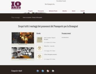 iobevoromagnolo.it screenshot