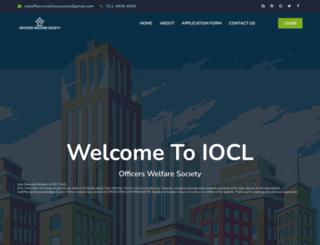 ioclows.org screenshot