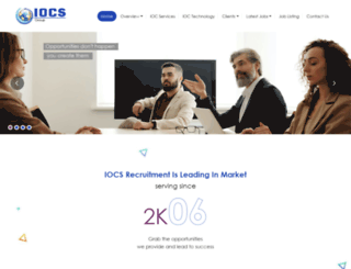 iocsgroup.com screenshot