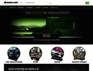 iogear.com screenshot