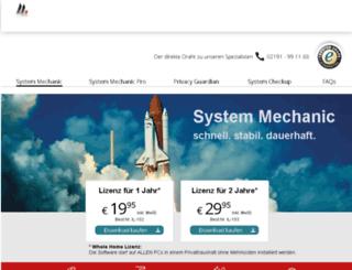 iolo-shop.de screenshot