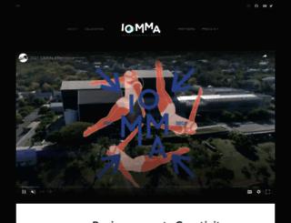 iomma.net screenshot
