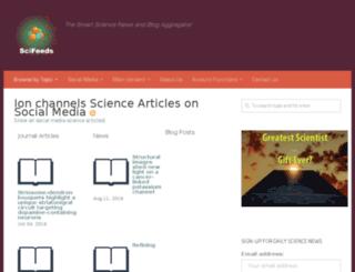 ionchannels.org screenshot