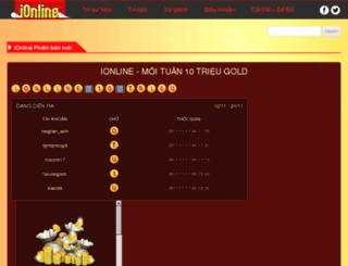 ionline.com.vn screenshot