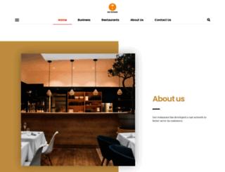 ioriorestaurant.com screenshot