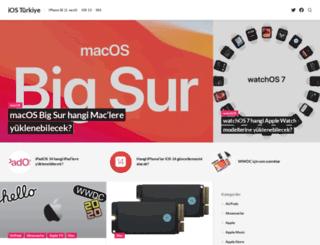 ios-tr.com screenshot