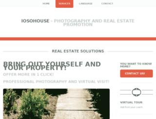 iosohouse.com screenshot