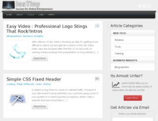 iostiny.com screenshot