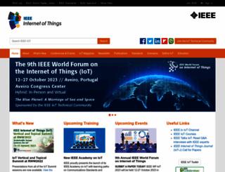 iot.ieee.org screenshot
