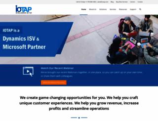 iotap.com screenshot