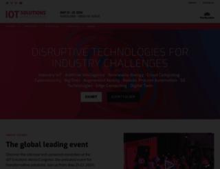 iotsworldcongress.com screenshot