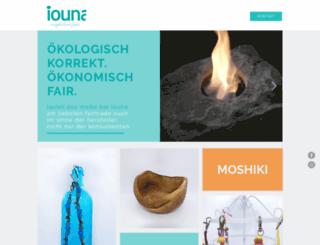iouna.de screenshot