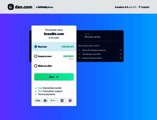 iowabiz.com screenshot