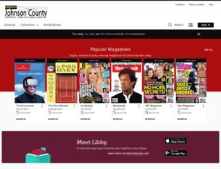 iowacity.libraryreserve.com screenshot