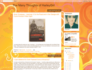 iowaharleygirl.blogspot.com screenshot