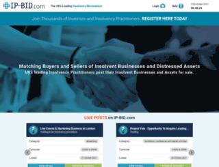 ip-bid.com screenshot