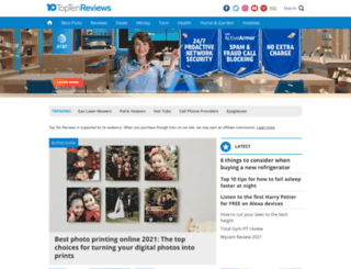 ip-camera-review.toptenreviews.com screenshot