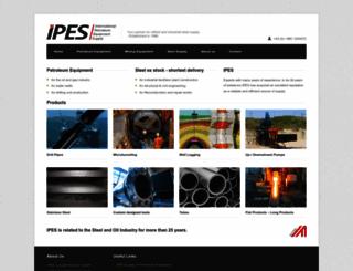 ip-es.at screenshot