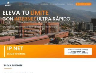 ip-network.net screenshot