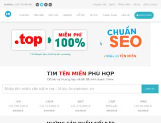 ip.hnvietnam.vn screenshot