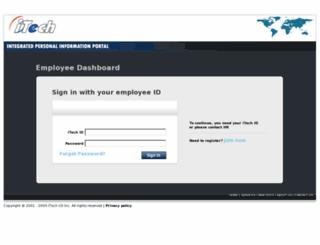 ip2-itech.net screenshot