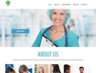 ipa-india.com screenshot