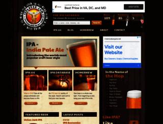 ipabeer.com screenshot