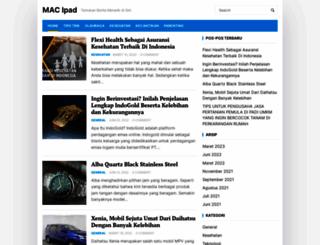 ipadconverter-mac.com screenshot