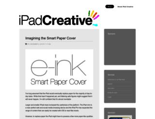 ipadcreative.com screenshot