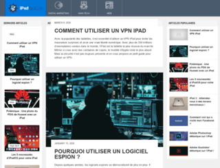 ipadsystem.fr screenshot