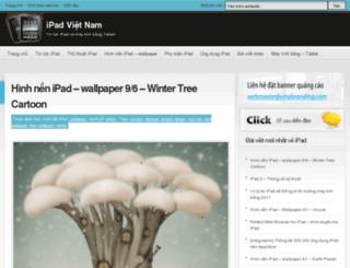ipadviet.com screenshot