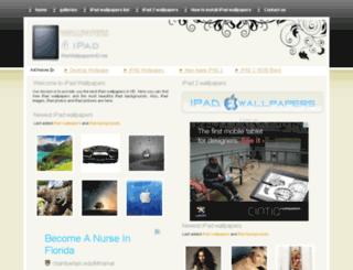 ipadwallpapershd.net screenshot