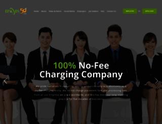 ipams.com screenshot