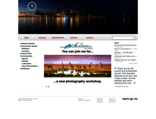 ipanoramic.com.au screenshot