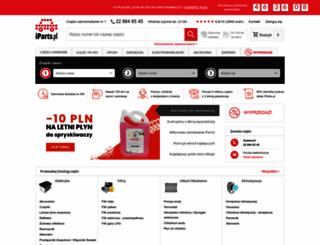 iparts.pl screenshot