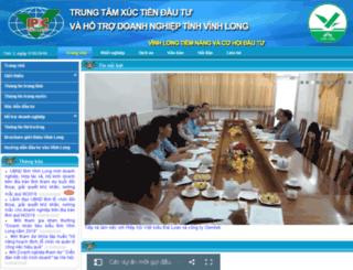 ipbc.vinhlong.gov.vn screenshot