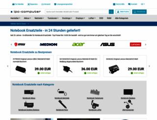 ipc-computer.de screenshot