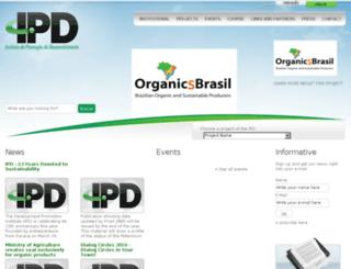 ipd.org.br screenshot