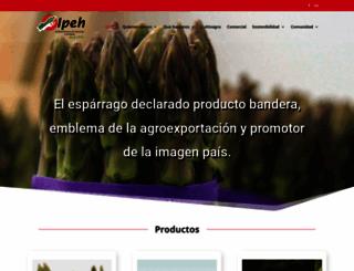 ipeh.org.pe screenshot