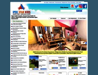 ipekstarkids.com screenshot