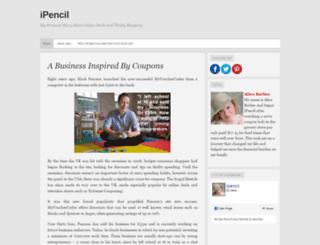 ipencil.org screenshot