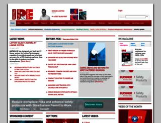 ipesearch.com screenshot