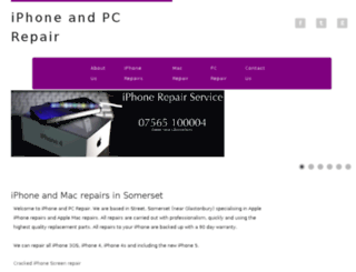 iphone-and-pc-repair.co.uk screenshot