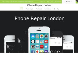 iphone-repair-london.com screenshot